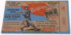 1959 MILB Richmond Virginians at Rochester Red Wings ticket stub