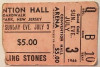 1966 Rolling Stones Asbury Park Convention Center