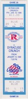 1996 AHL Syracuse Crunch at Rochester Americans