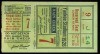 1926 World Series Game 7 Ticket Stub Cardinals vs Yankees