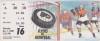 1988 Flyers ticket stub vs Canadiens