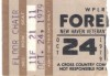 1979 Foreigner New Haven ticket stub