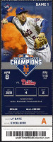 2016 MLB Phillies at Mets Opening Day ticket stub