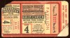 1941 World Series Game 4 Ticket Stub Yankees at Dodgers