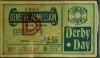 1946 Kentucky Derby Assault ticket stub
