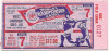 1964 World Series Game 7 ticket stub Yankees at Cardinals
