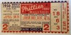 1950 World Series Game 2 Yankees at Phillies Ticket Stub
