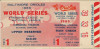 1969 World Series Game 1 ticket stub Mets at Orioles