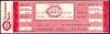 1985 MLB Padres at Reds Pete Rose All Time Hits Record ticket stub
