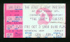 1980 The Beat Live in Toronto ticket stub