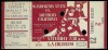 1936 NCAAF Washington State at USC ticket stub