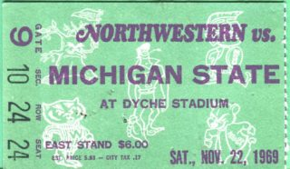 1969-ncaaf-michigan-state-at-northwestern-ticket-stub