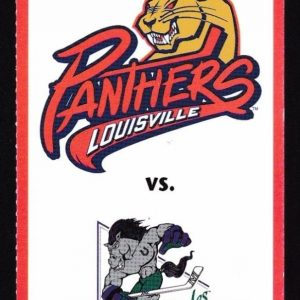 1999 Louisville Panthers