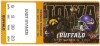 2003 NCAAF Buffalo at Iowa ticket stub