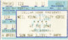 1991 Neil Young Social Distortion Sonic Youth Atlanta ticket stub