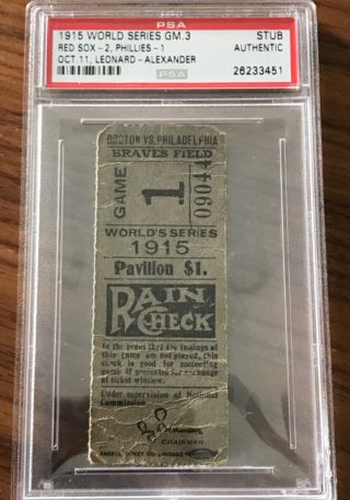1915-world-series-game-3-phillies-at-red-sox-braves-field-babe-ruth-1st-ws-ticket-stub-psa-3000