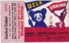 1949 NCAAF UCLA at Stanford ticket stub