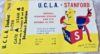 1951 NCAAF UCLA at Stanford ticket stub
