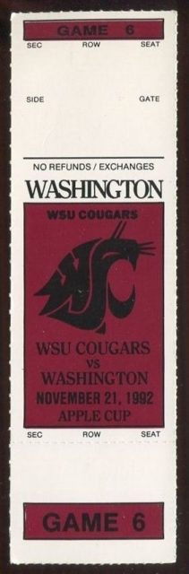 1992-ncaaf-washington-at-washington-state-ticket-stub