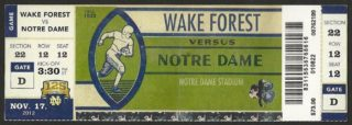 2012-ncaaf-wake-forest-at-notre-dame-ticket-stub
