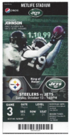 2013 NFL Jets vs Steelers