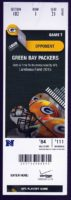 2014 NFC Divisional Playoffs Cowboys at Packers