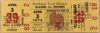 1976 NBA Suns at Trail Blazers ticket stub