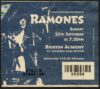 1994 The Ramones concert ticket stub Brixton Academy London