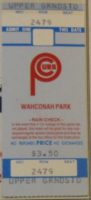 1988 MiLB Eastern League Reading Phillies at Pittsfield Cubs ticket stub