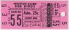 MiLB Winston-Salem Red Birds ticket stub