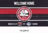 2017 AHL Belleville Senators ticket vs Syracuse