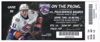 2018 AHL Providence at Bridgeport