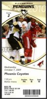 2009 NHL Coyotes at Penguins