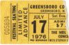 1976 Neil Young Live in Greensboro