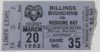 1982 WHL Lethbridge Broncos at Billings Bighorns