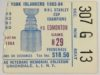 1984 Stanley Cup Final Game Oilers at Islanders