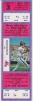 1985 Southern League Birmingham Barons at Huntsville Stars