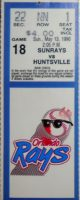 1990 Southern League Huntsville Stars at Orlando Sunrays