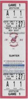 1993 MiLB Sumter Braves at Kinston Indians