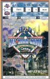 2003 MiLB Single A All Star Game ticket stub