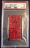 1972 Roberto Clemente 3000th hit ticket stub