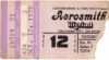 1978 Aerosmith Ticket Stub Oklahoma City Myriad