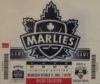 2005 Toronto Marlies inaugural game ticket vs Syracuse Crunch