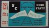 1959 NCAAF USC Ticket Stub vs Ohio State