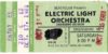 1981 ELO concert ticket stub Greensboro Coliseum