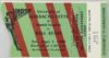 1984 NCAAF UMass ticket stub vs Ball State