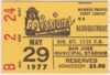 1977 San Jose Missions ticket stub vs Albuquerque Dukes