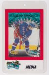 1997 FANtasy Gretzky Media Pass