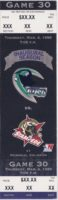 1999 WPHL Corpus Christi Ice Rays ticket vs Central Texas Stampede