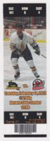 2012 SPHL Mississippi RiverKings ticket stub vs Huntsville